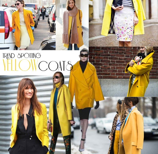 Yellow Coats