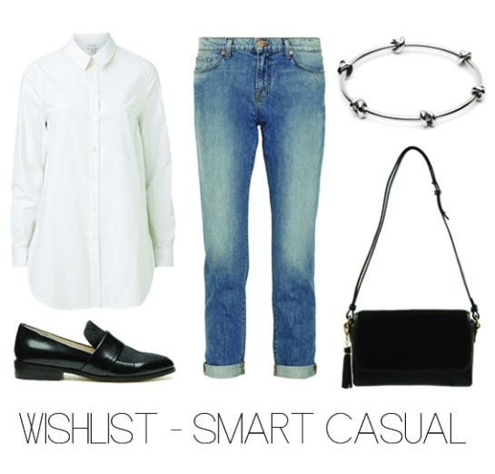 DREAM OUTFIT SMART CASUAL